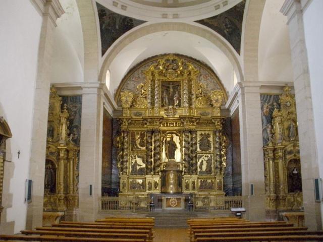 Convento de Santa Elena - Wikipedia Commons/Zarateman