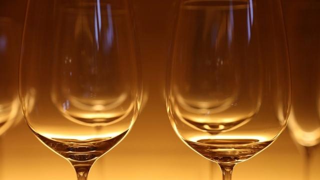 Copas de vino. Pixabay