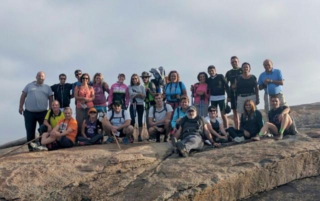 Da comienzo el V Camino de Santiago para personas con fibrósis quística