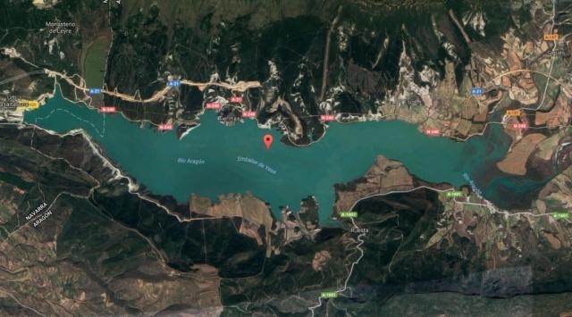 Dam de Yesa