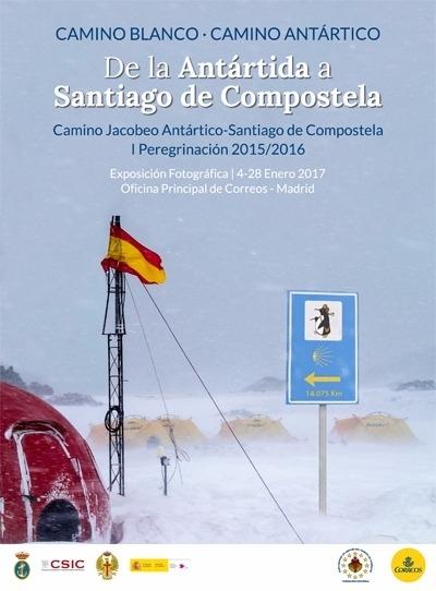 De la Antártida a Santiago de Compostela