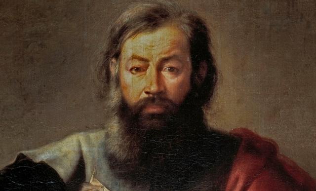 El apóstol Santiago (Murillo)