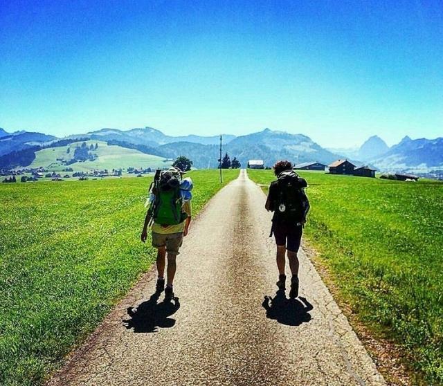 El Camino es cosa de dos, por @fdg7765fdg