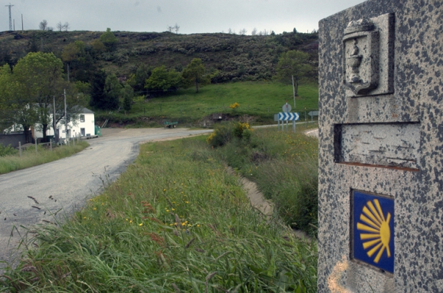 El lugar de O Acebo / C. Rodríguez