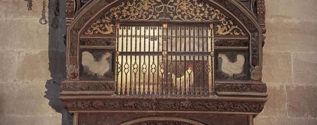 El milagro del gallo y la gallina