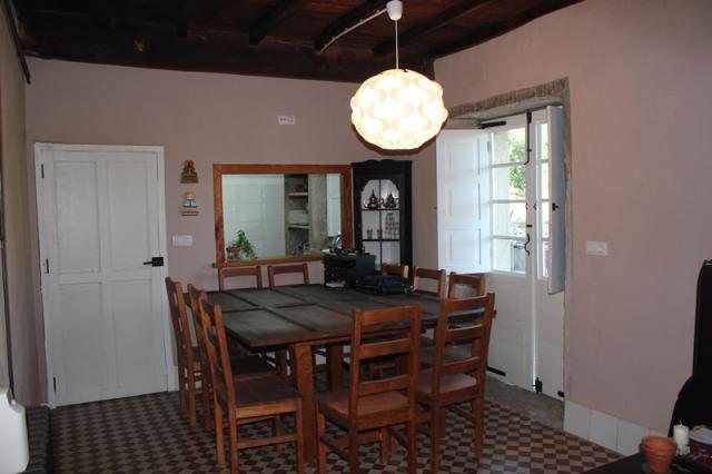 El Novelúa Lodge ofrece al peregrino un ambiente tranquilo y familiar para el descanso