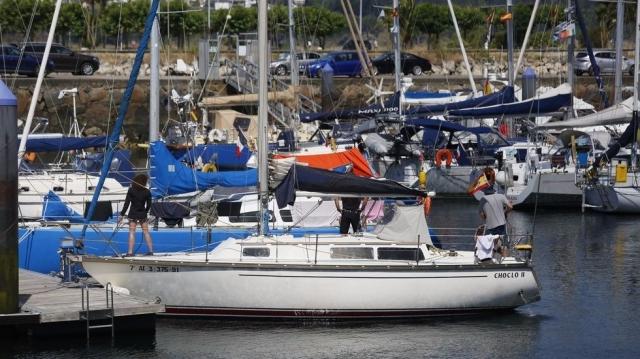 Embarcacións - XAIME RAMALLAL
