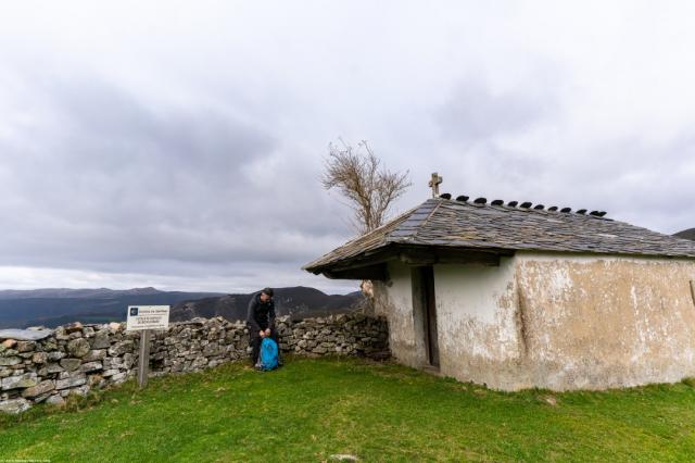 Ermita de Santiago - Montefurado