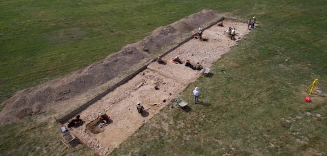 Escavación arqueolóxica