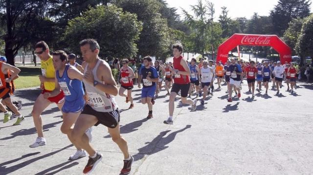 Evento deportivo - XOÁN A. SOLER