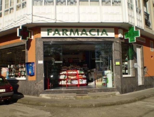 Farmacia Ramón Seoane ©Street View