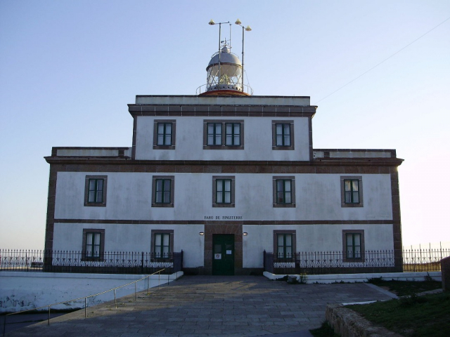Faro de Finisterre - Wikipedia Commons /Hasi4020