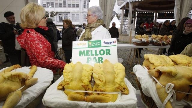Feria del Capón - Óscar Cela (La Voz de Galicia)
