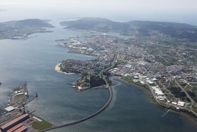 Ferrol y su ría