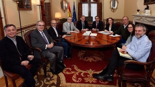 Firma convenio entre el Consejo Jacobeo y la Asociación de Municipios del Camino de Santiago