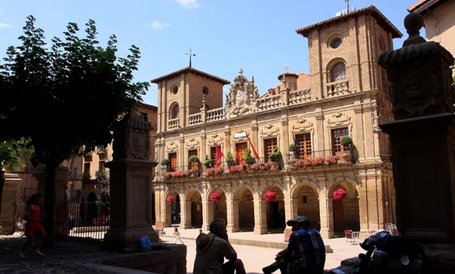 Fotografía cedida por el Ayuntamiento de Viana