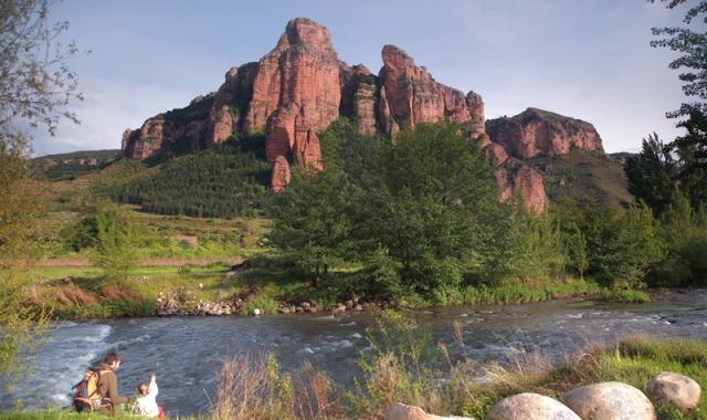 Fotografía cedida por Turismo de La Rioja
