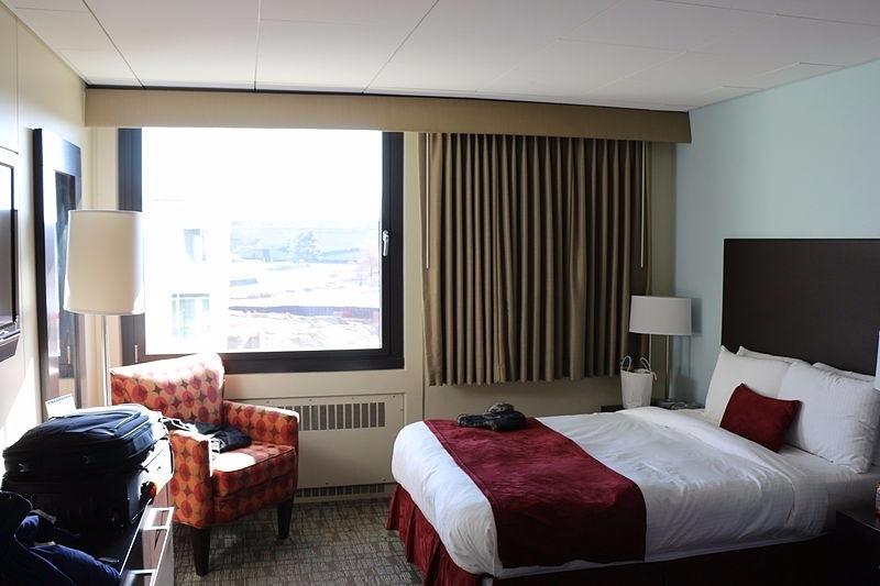 Habitación de hotel Camino de Santiago