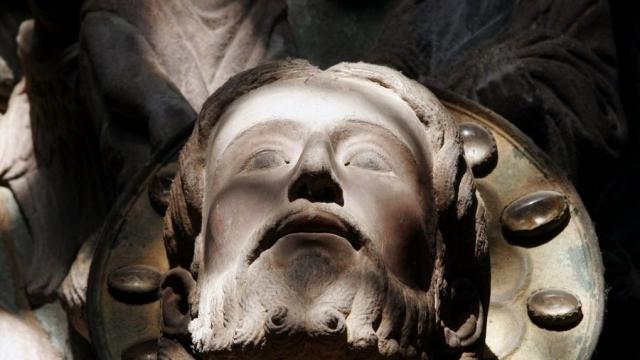 Hallan en Padrón una piedra que estaría relacionada con la leyenda del Apóstol