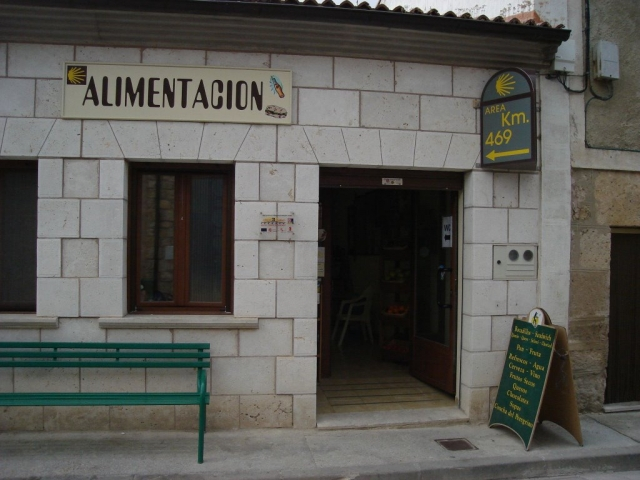 Hornillos del Camino ©Panoramio CaminoUli2008