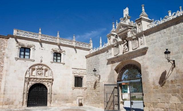 Hospital do Rei en Burgos