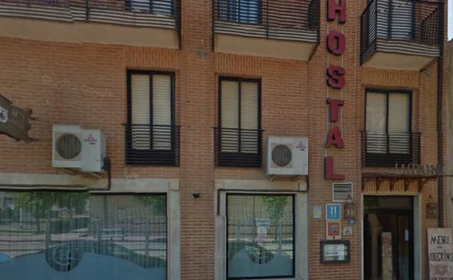 Hostal Restaurante La Codorniz ©Street View