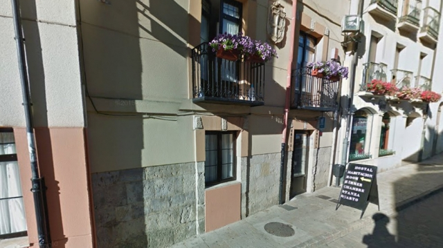 Hostal Restaurante La Corte  ©Street View