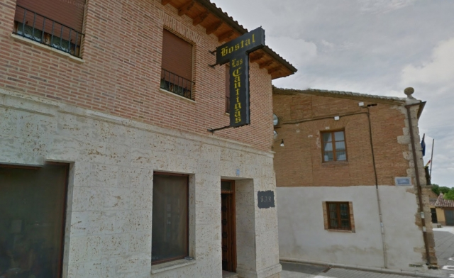 Hostal Restaurante Las Cantigas ©Street View