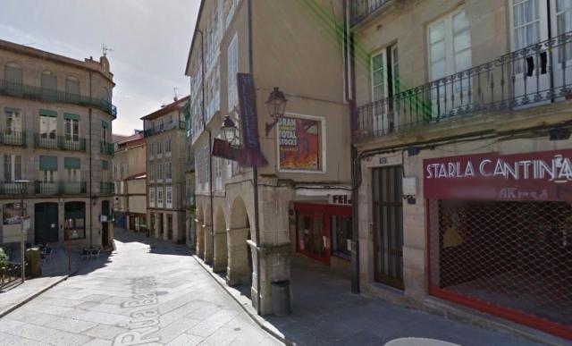 Hostel area