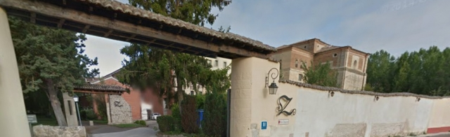 Hote Real Monasterio de San Zolio  ©Street View