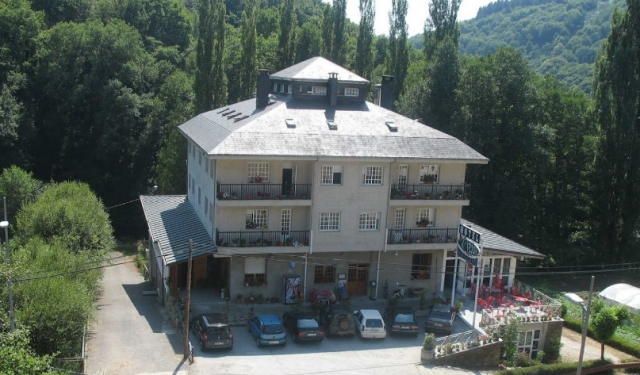Hotel A Veiga ©Street View