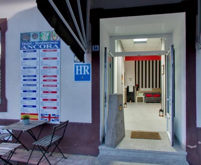 Hotel Áncora ©Street View