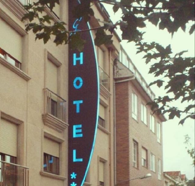 Hotel Garelos ©Street View