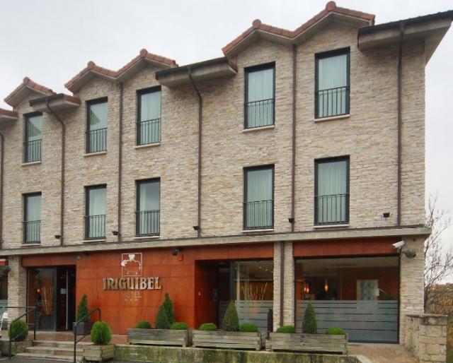 Hotel Iriguibel ©Street View