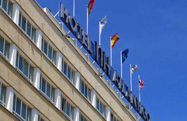 Hotel NH Atlántico ©Street View