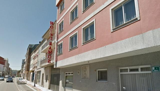 Hotel Ramos, Silleda ©Street View