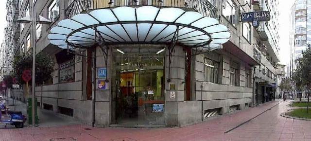 Hotel Rias Bajas, Pontevedra ©Street View