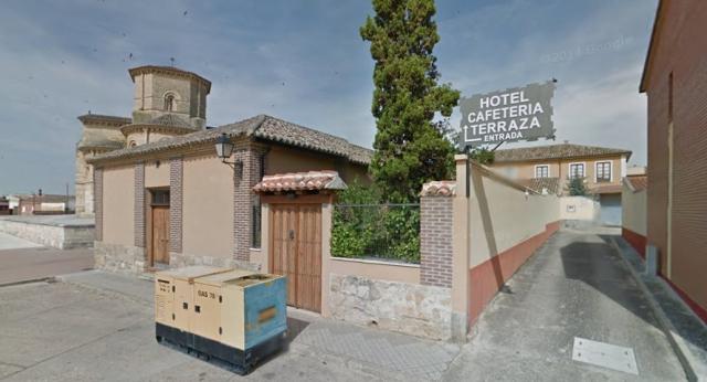 Hotel San Martín ©Street View