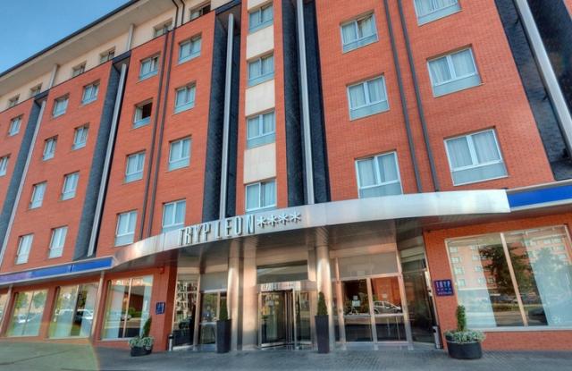 Hotel Tryp León ©Street View