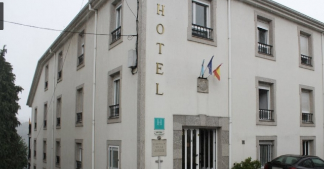 Hotel Villajardín ©Street View