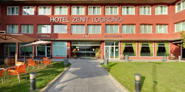 Hotel Zenit ©Street View