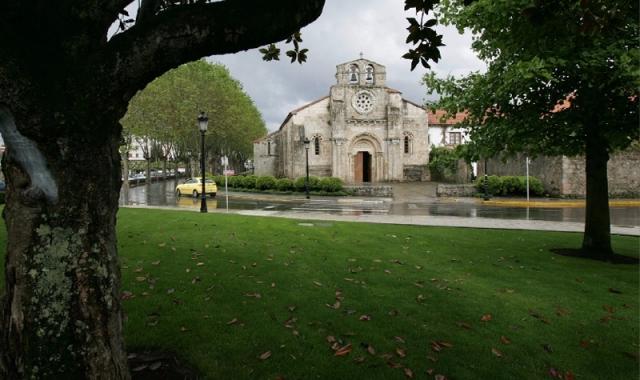 Iglesia Cambre