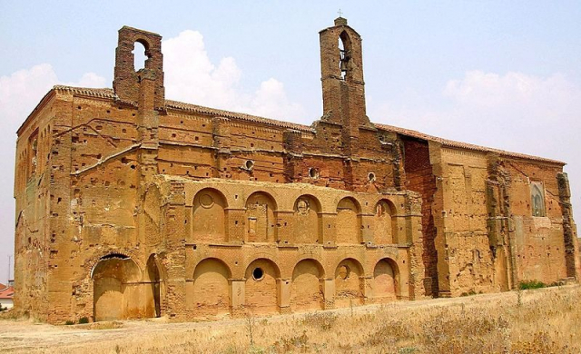 Iglesia de la peregrina de Sahagún /wikipediacommons
