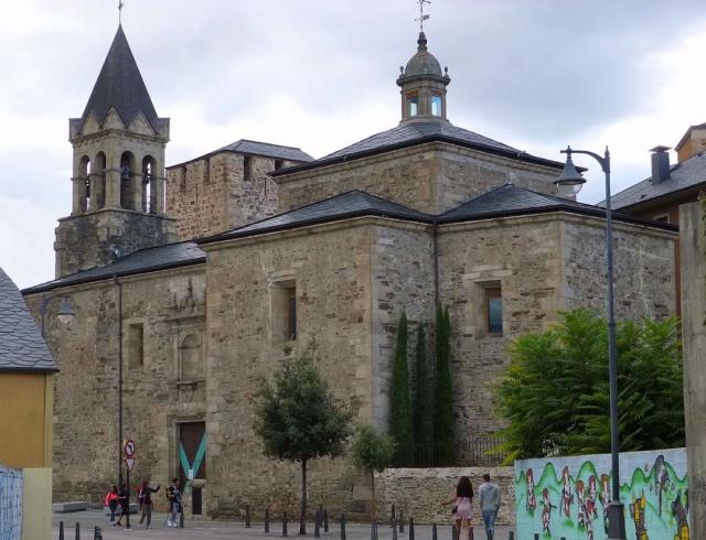 Iglesia de San Andrés - Wikimedia/Zarateman