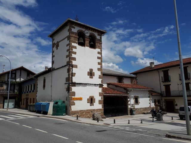 Iglesia de San Esteban Protomártir - Wikicommons