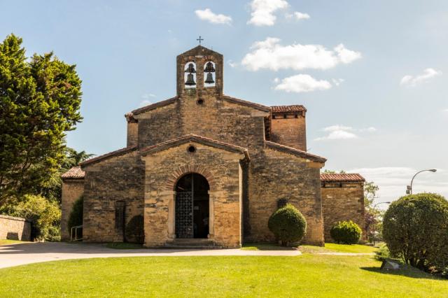 Iglesia de San Julián de los Prados - Joaquin Ossorio-Castillo/iStock