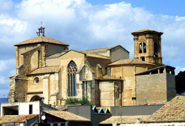 Iglesia de San Miguel - Wikipedia Commons/Zarateman