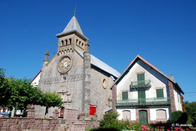 Iglesia de San Nicolás de Bari - Flickr Rufino Lasaosa