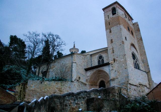 Iglesia de San Pedro de la Rúa, Estella