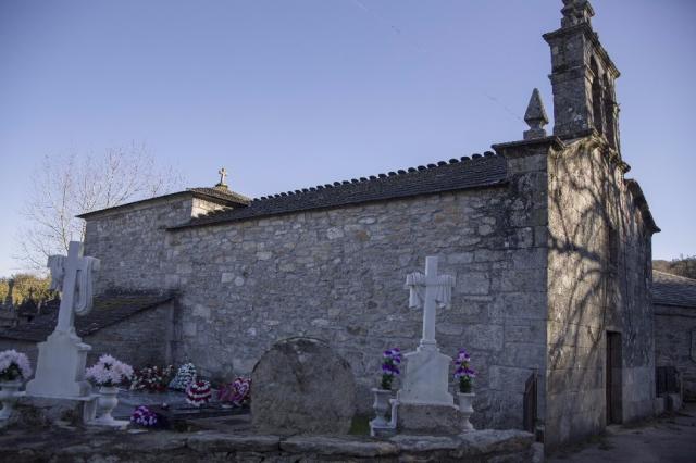 Iglesia de San Pedro de Mera